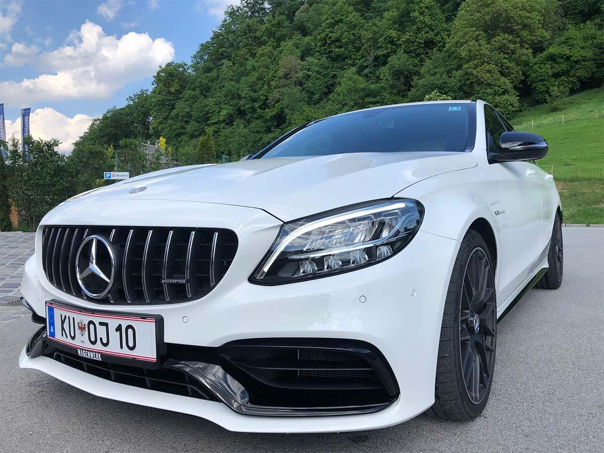 Mercedes C68 AMG mieten