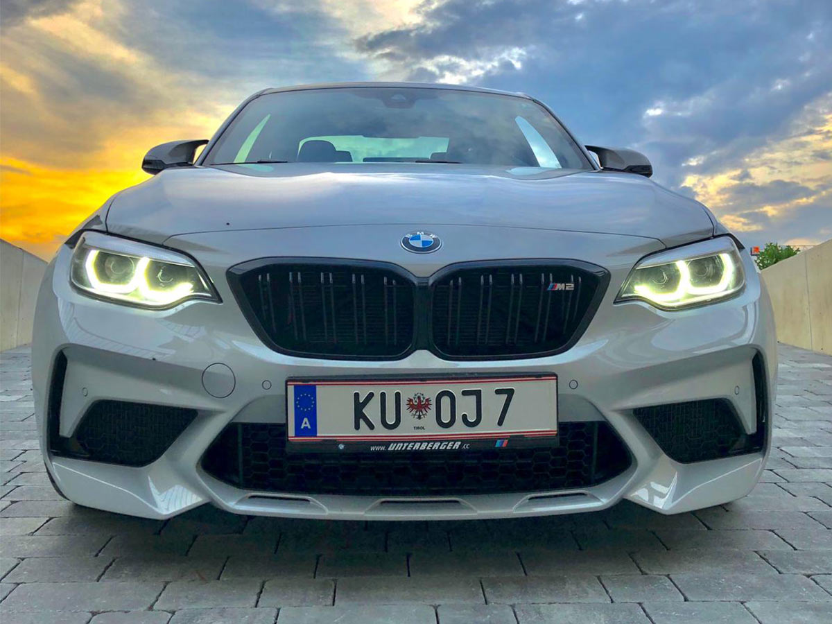 BMW M2 competition mieten