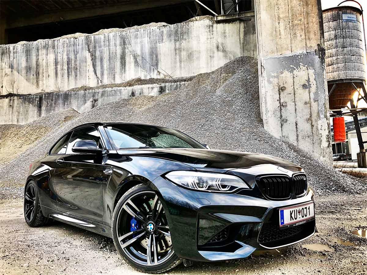 BMW M2 mieten