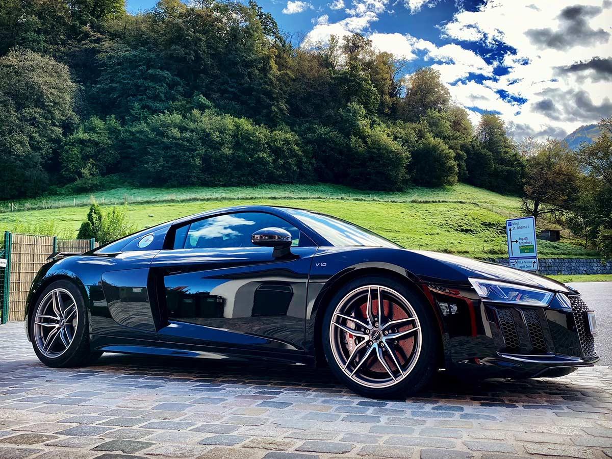 Audi RS8 V10 mieten