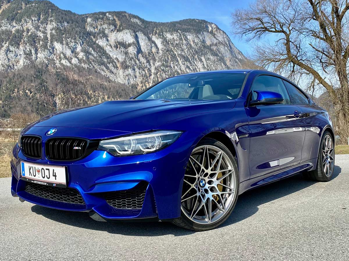 BMW M4 competition mieten