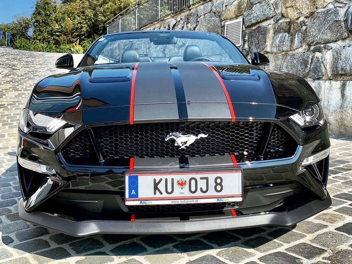 Mustang GT mieten